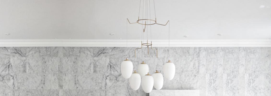 Designlampa från Globen Lighting